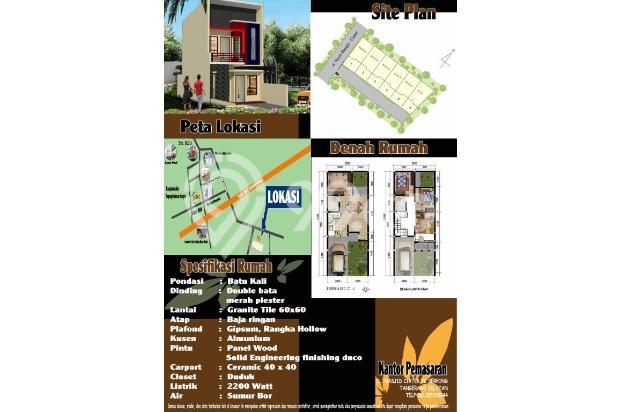 Rumah Cantik Harga Menarik 2Lantai di Ciater BSD Pamulang 8058975