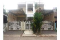 Rumah 3lantai siap huni luas 8x25 200m type 4KT Pulogebang Permai Cakung Jakarta Timur