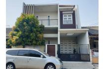 Rumah Nginden Intan Timur 2 Lantai Minimalis