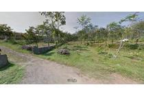 Lahan Tanah LUAS di Depan Perum TERAS BALI BSB Cangkiran