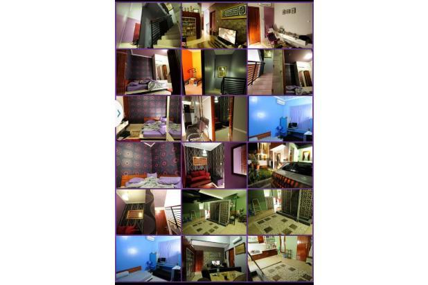 Rumah 2 lantai dalam komplek mediterania jatibening bekasi | 0 16225134