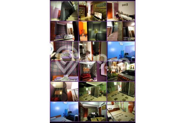 Rumah 2 lantai dalam komplek mediterania jatibening bekasi | 0 16225152