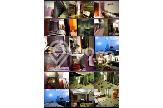 Rumah 2 lantai dalam komplek mediterania jatibening bekasi | 0 16225157