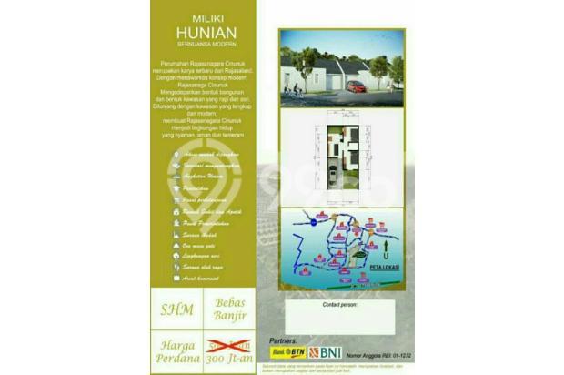 Hunian MURAH dan Strategis hanya di RAJASANAGARA Cinunuk 14372085