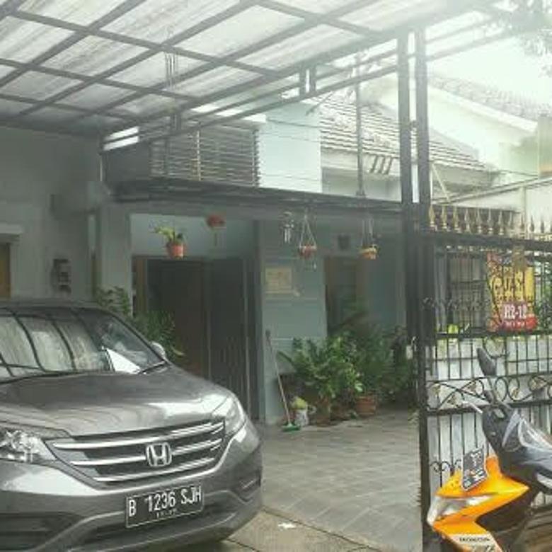 Dijual Rumah Nyaman di Buana Gardenia, Pinang, Tangerang