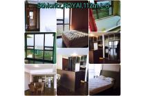 Dijual Cepat Dan Murah Apartemen ST.Moritz New Royal Suite ( Full Furnished