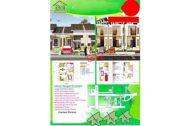 Rp1,13mily Rumah Dijual