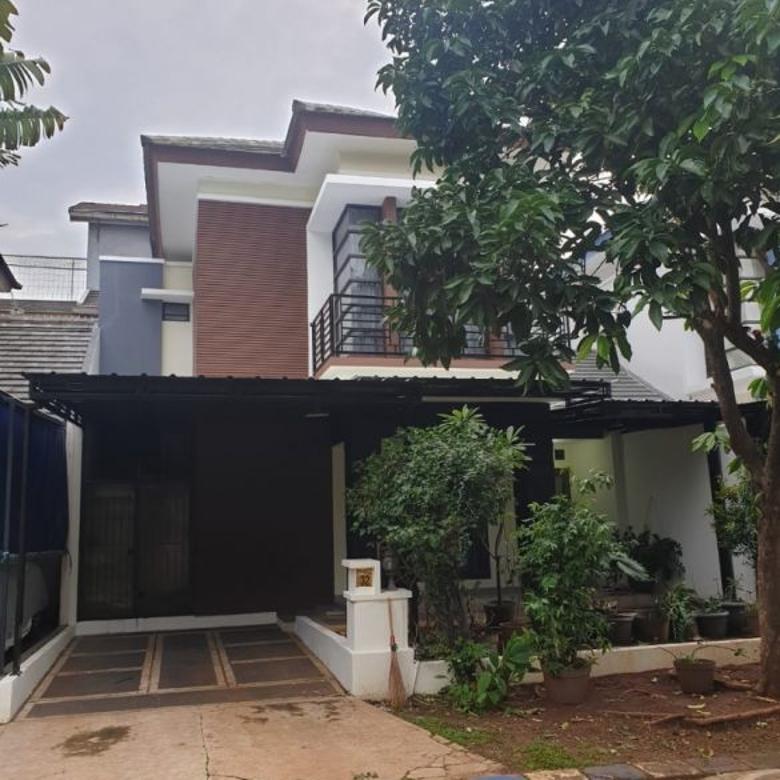Dijual Rumah Cantik Minimalis di Graha Raya Bintaro