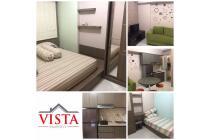 Disewa VISTA--Pusat Apartemen Educity 2 BR Furnished