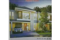 Rumah Pondok Tjandra Bangunan Baru Gress Minimalis Hadap Utara