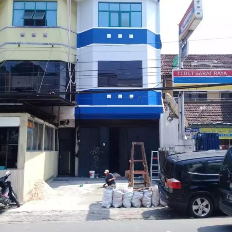 For Sale Ruko Strategis Tebet 3 Lantai Dekat Pasar Tebet
