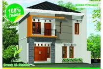 Rumah 2 Lantai Di Tambun Utara | CLUSTER GREEN AL MAIDAH