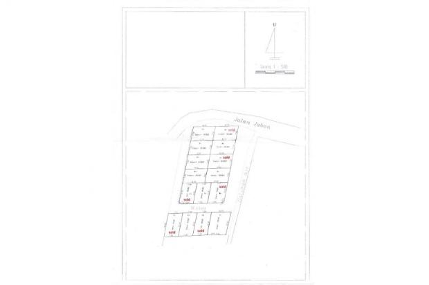 Rumah 580 Juta Dalam Cluster di Bedahan Sawangan Depok 9207999