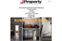 Dijual Rumah Siap Huni di Istana Regency Sudirman Bandung