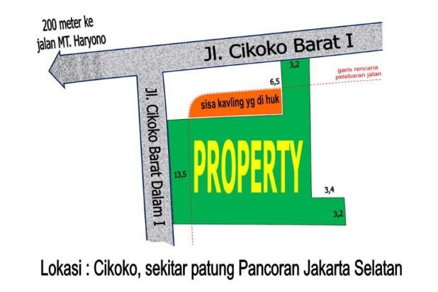 Rp5,24mily Tanah Dijual