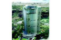 Dijual Ruang Kantor 406.6 sqm di GKM Tower, Simatupang, Jakarta Selatan