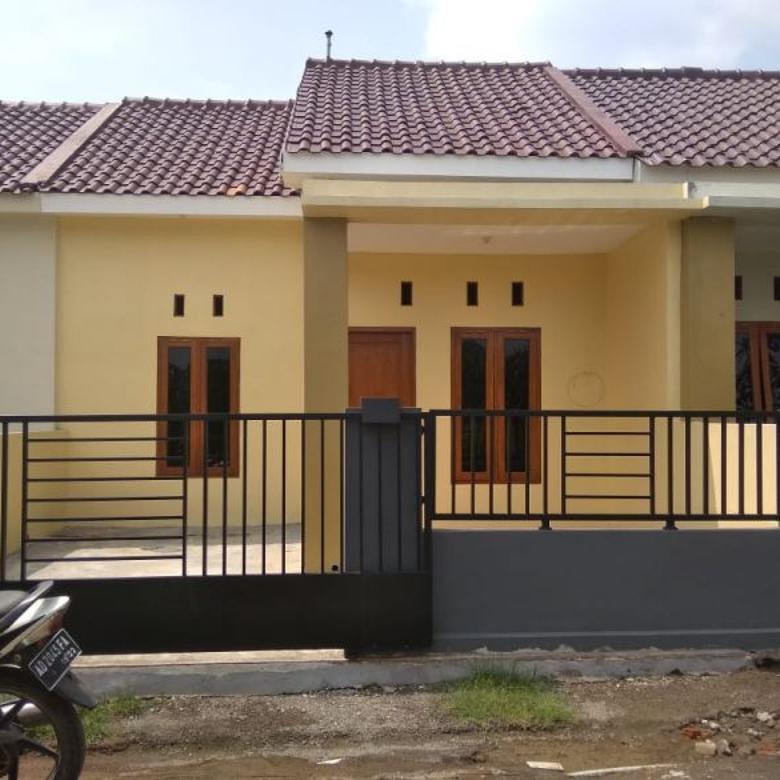Rumah Bagus Minimalis Donohudan Boyolali (MS)