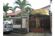 Rumah Strategis diperbukitan yang asri Bandung
