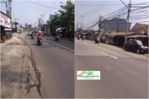 Tanah Dijual Jl. Raya Imam Bonjol Tanggerang HKS3863