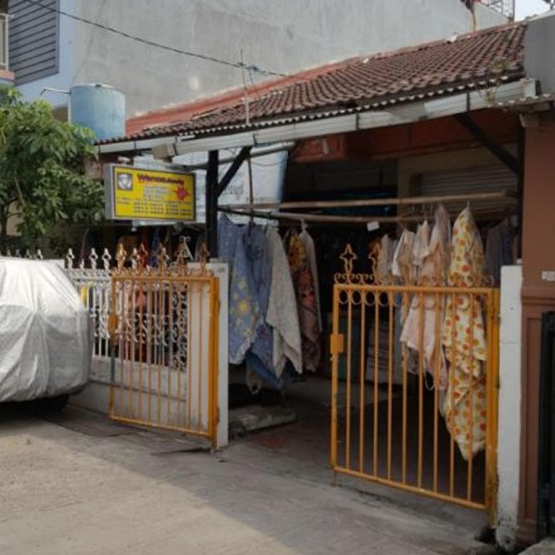 Rumah 1 lantai ukuran 9x19 di Cengkareng Indah