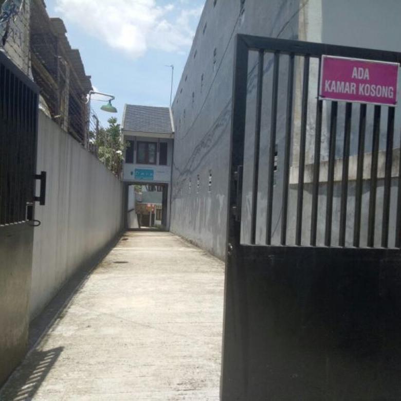 Kos-kosan di depan kampus IPB dramaga Bogor