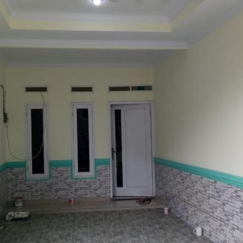 Rumah Dijual Disekitar Masnaga Pulogebang, Cash, Bersertipikat
