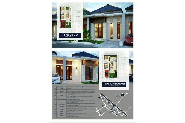 Rp612jt Rumah Dijual
