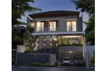 Dijual rumah Baru  Lux di Komplek Elite Setra Duta Blok Hegar  ( Indent)