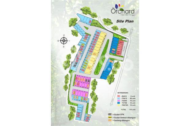 Beli Rumah di Kawasan Real Estate, KPR DP 0 %: Juara! 16048929