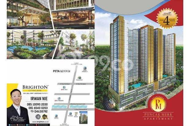 Apartemen Type Studio Puncak Merr Tower A 13367124