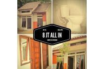 Rumah KPR DP 0 % di Bojongsari Cukup Modal 8 Jt
