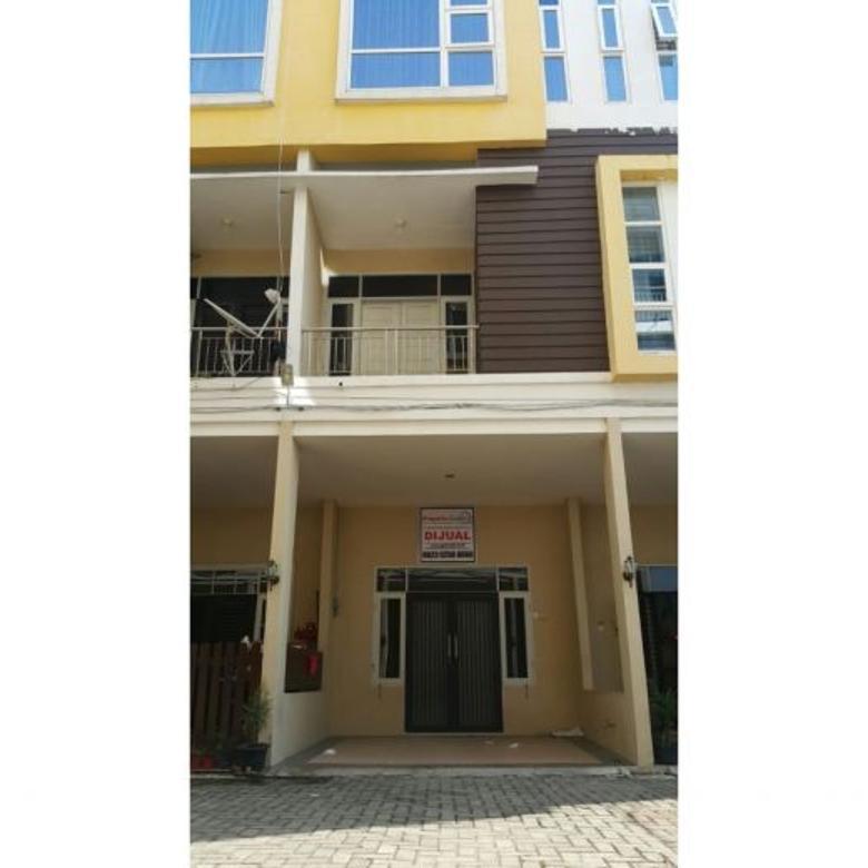 Rumah Jalan Rakyat Medan (Komplek Elegance Townhouse) Medan