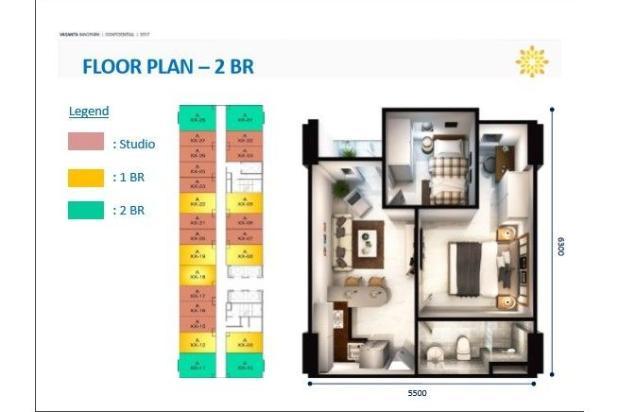 PROMO Apartemen Vasanta Innopark Cibitung 13011713
