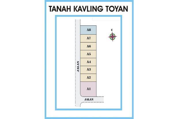 Jual 11 Unit Tanah Kaplingan di Wates Dekat Bandara 13696958