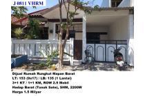 Dijual Rumah Rungkut Mapan Barat Surabaya Timur