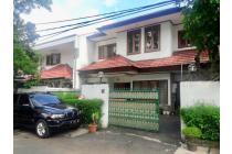 Rumah Dijual Jl Hanglekir Kebayoran Baru