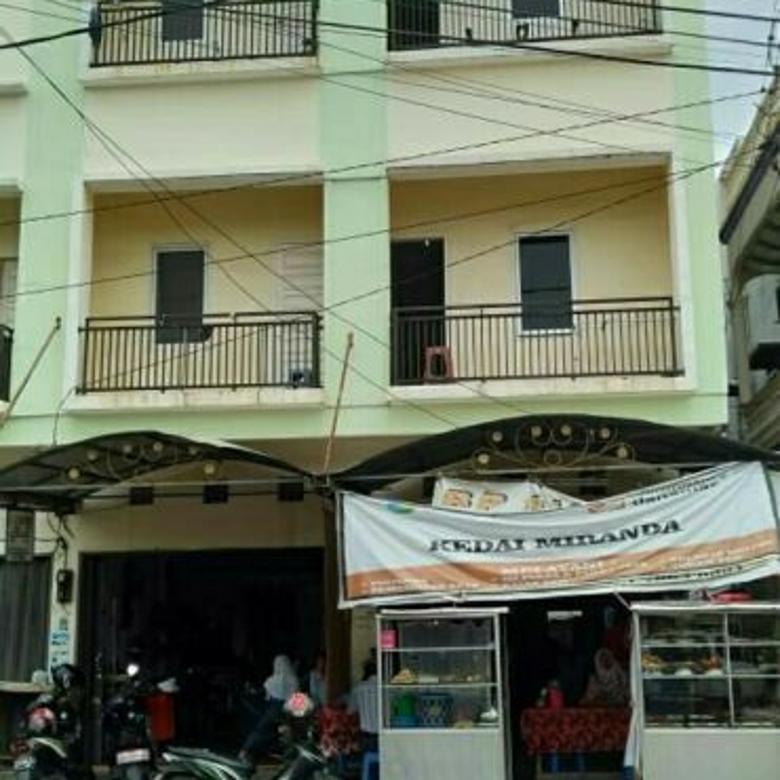 Ruko 2nd 3,5 lantai belakang Bappeda Palembang Jl Merdeka