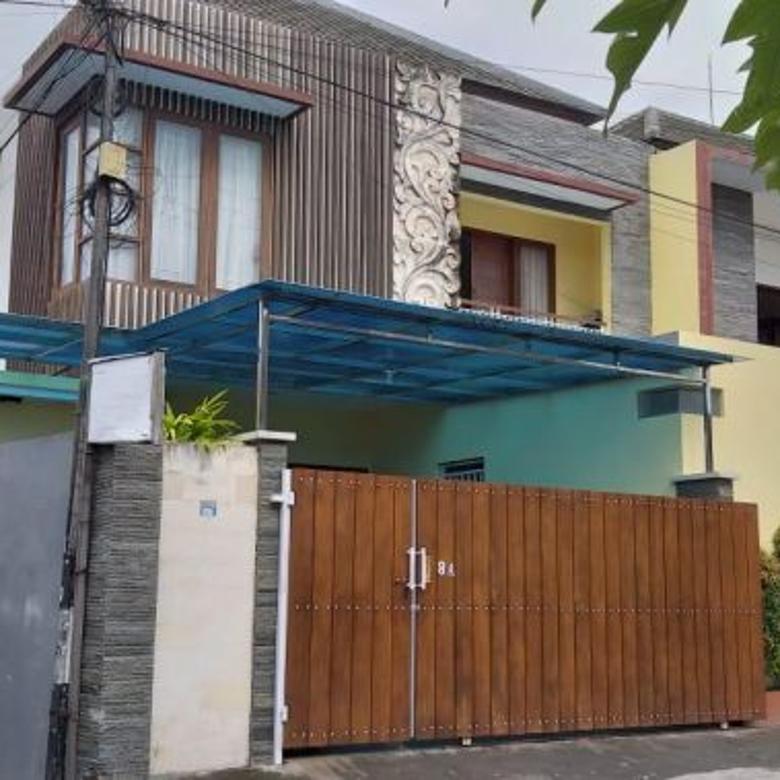 Rumah Jual di pusat kota denpasar ( WYh )