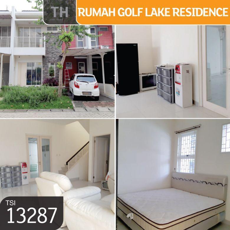Rumah Golf Lake Residence, Cluster San Lorenzo, Jakarta Barat