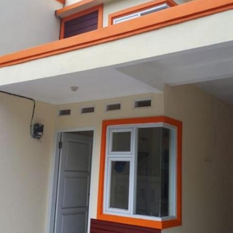 Rumah Baru Cijantung 1 lantai Siap huni Unit Terbatas