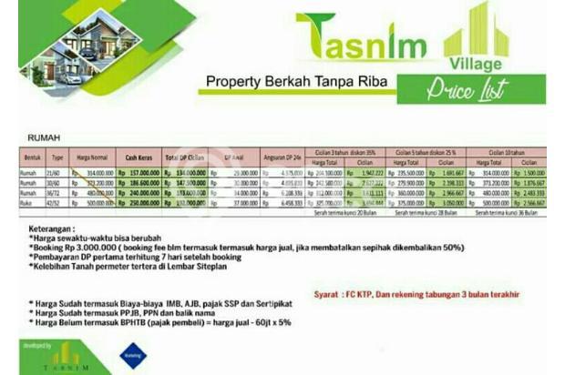 Rumah Harga 100 Jutaan, Tanpa Proses BI Checking 18279911