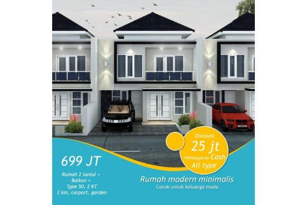 Rp674jt Rumah Dijual