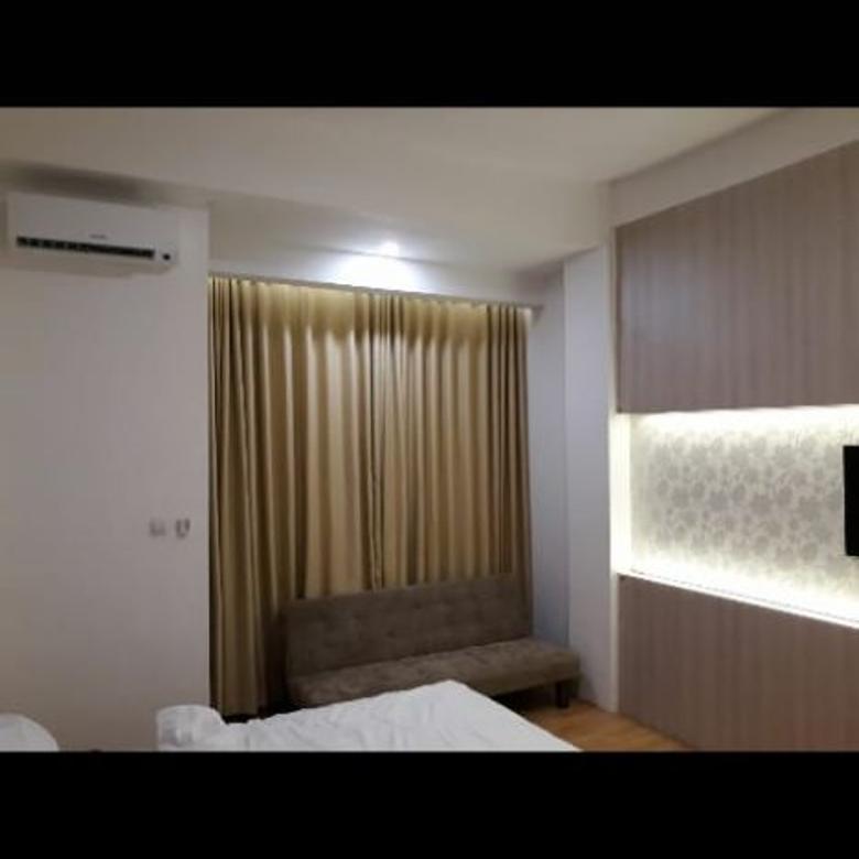 Dijual Apartemen Semi Furnished 1BR di Emerald Tower, Bandung