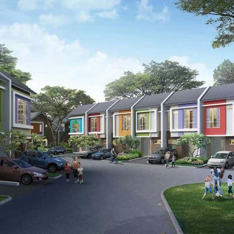 Dijual rumah cluster Martinez @ gading serpong