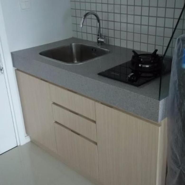 Dijual Apartemen Paddington Luas 31,62 m2, Type Studio, FF