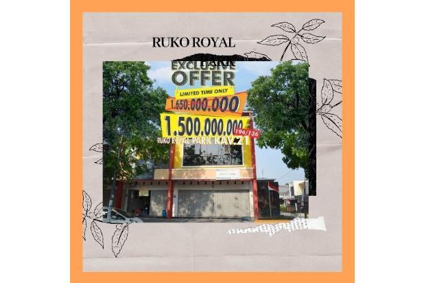 Rp1,5mily Komersial Dijual