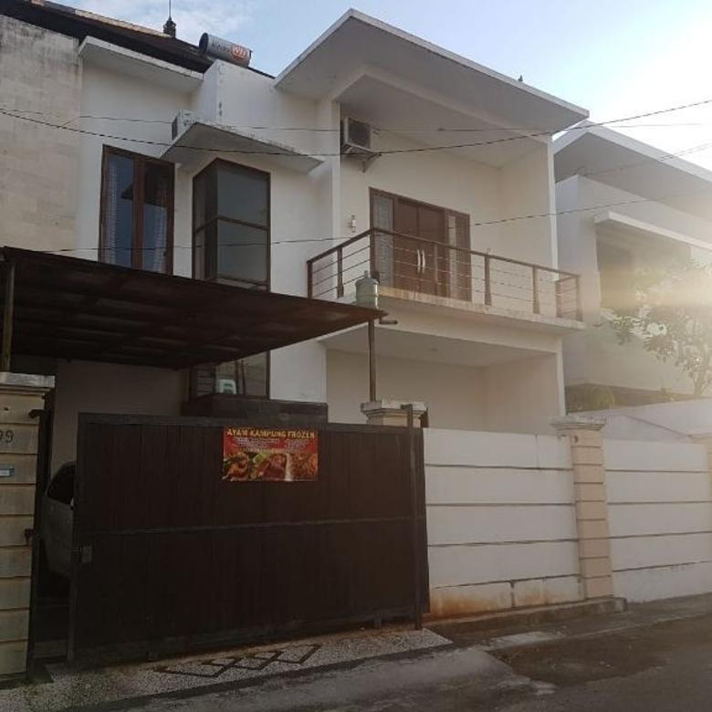 Dijual Rumah Di Imam Bonjol Denpasar Dekat Trans Studio Bali