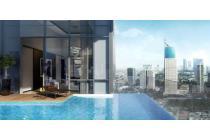 Dijual Apartemen Anandamaya Residences Sudirman 4 BR (363 sqm) Private Pool