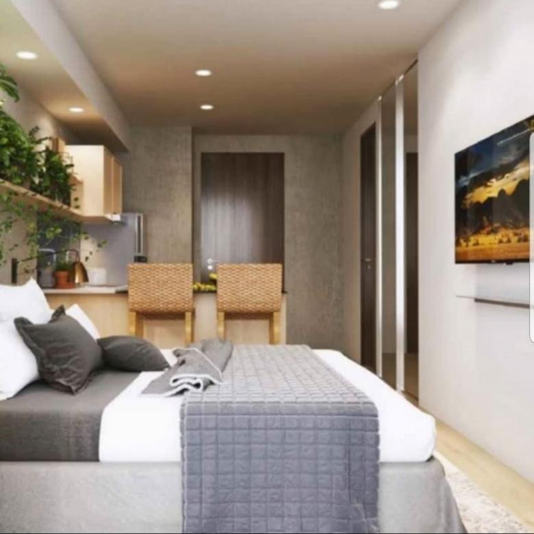 Apartemen TreeParkCity Cicil 6 juta Free Furnish, Tangeran