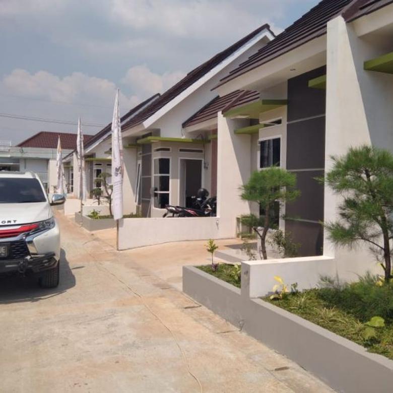 Yuk beli rumah konsep minimalis dp fleksibel